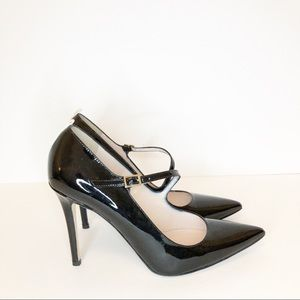 "SJP by Sarah Jessica Parker Shoes - 💰SOLD💰SJP ""Diana"" Black Patent Mary Jane Pumps"